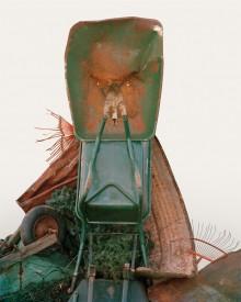 #56 Rakes and wheelbarrows